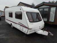 Swift Charisma 560 bunk beds 4 berth caravan for sale ref; 6159