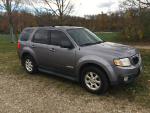 SOLD 2008 Mazda Tribute SUV, Crossover