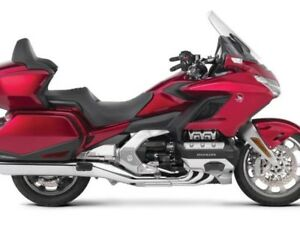 2018 Honda GOLDWING TOUR STANDARD / 80$/sem