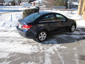 2011 Chevrolet Cruze LT Turbo Berline