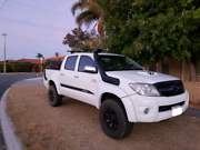 2005 Toyota Hilux (swaps) Osborne Park Stirling Area Preview