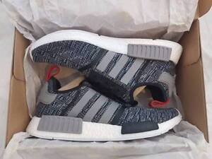 NMD R1 Glitch Camo Black Grey White Red US 11 Perth Perth City Area Preview