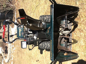 Craftsman 11 hp 31 inch snowblower