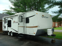 26 ft Grand Haven Viking Trailer by Coachman RV Company