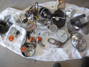 COLLECTION OF HARLEY PARTS Kingston Kingston Area image 1