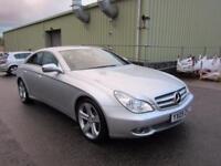 2009 Mercedes-Benz CLS 3.0 CLS320 CDI 7G-Tronic 4dr