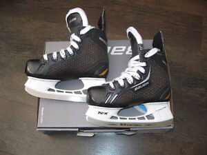 Youth (junior) Bauer Skates: Sizes Y11R