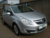 07 07 VAUXHALL CORSA 1.4 16V CLUB 5DR VERY LOW MILEAGE LOW INSURANCE