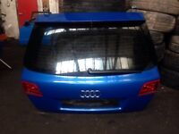 Audi A3 8p 2004-2012 sportback s3 s-line boot lid with spoiler