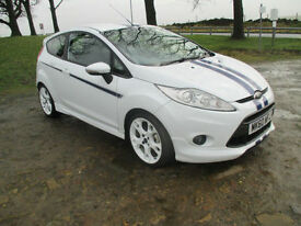 Ford Fiesta 1.6 ( 120ps ) S1600
