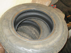 Used Tires 255/70/18