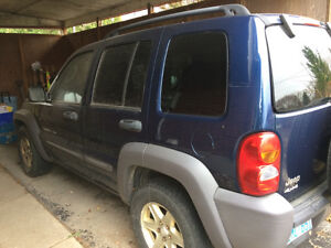 2003 Jeep Liberty SUV, Crossover, $750 OBO London Ontario image 3