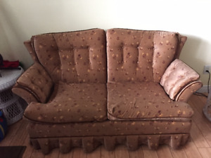 Small couch / loveseat