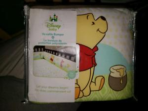 Winnie the Pooh Bumper Pads BNIB