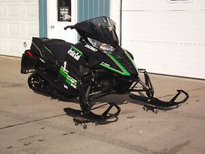 2012 ARCTIC CAT F1100 TURBO 50TH ANNIVERSARY