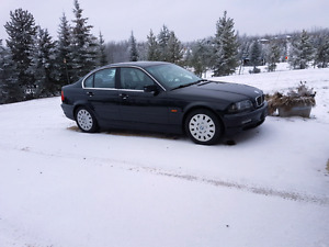 1999 328i sedan good shape