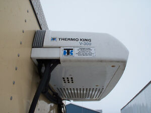 Reefer Refridgeration unit Thermo king V300 electric standby