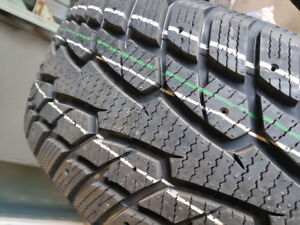 4 X NEW  215-60-R17 HIVER CACHLAND TIRE NEUFS TA XIN