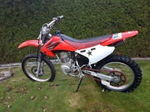 2005 Honda CRF230 in good condition