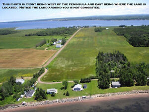 Beautiful Ocean View Property Brule Point Tatamagouche
