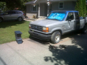 Ford Ranger Project