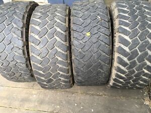 Nitto trail grapplers 35's