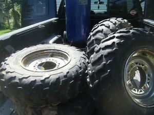 bridgestone ATV tires