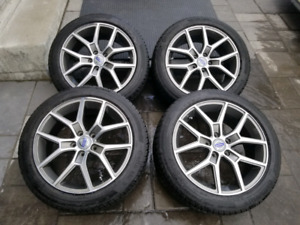 Volvo 17inch mags 5x108 205/50/17 tires 8/32