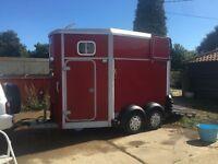 Ifor Williams 506 horse trailer