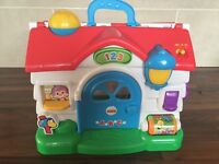 Fisher Price Puppy's Activity Playhouse
