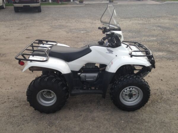 Used 2009 Honda Fourtrax Recon ES