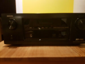 Denon AVR X3000 Audio Receiver