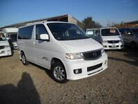 MAZDA BONGO, 2004, CAMPERVAN WITH *BRAND NEW!* SIDE KITCHEN + ROCK & ROLL BED