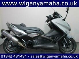 YAMAHA XP530A TMAX, 15 REG 15527 MILES, 530cc SCOOTER, AKRAPOVIC EXHAUST...