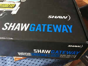 Shaw Arris Gateway and 4 Portals