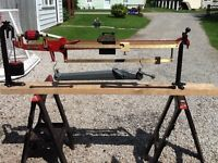 antique gurney cattle scale