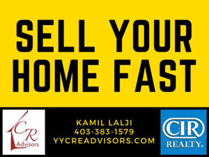 Sell Your Home Fast with one of Calgary's Top Real Estate Teams