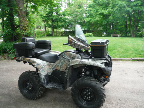 Used 2013 Yamaha 700 Grizzly efi/eps