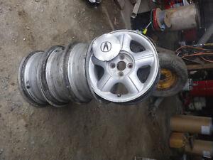 Acura 15 inch rims
