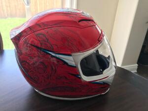 Mint Condition Icon Motorcycle Helmet