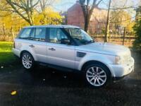 2009 Land Rover Range Rover Sport 3.6 TD V8 HSE SUV 5dr Diesel Automatic
