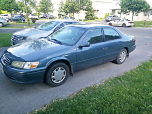 2000 Toyota Camry - As Is