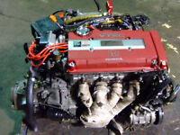 JDM HONDA B16B CIVIC TYPE-R ENGINE MT LSD TRANSMISSION 1998+