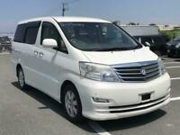 Toyota Alphard 2.4 PETROL AUTO 8 SEATER MPV FRESH IMPORT LOW MILES MPV Petrol Au