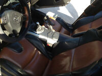 04 MAZDA RX8 GT, FULL LEATHER, 6 SPEED. 240 HORSE POWER