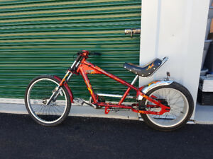 Pacific Coast Choppers bike for sale