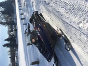 Selling 1998 Polaris RMK Snowmobile