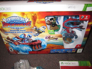 Skylanders SuperChargers Starter Pack - XBox 360 - like New,Open