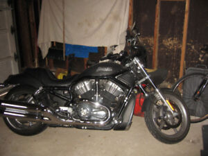 2006 Harley VROD 1130 Night Rod +++