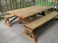 Pressure Treated Picnic Table